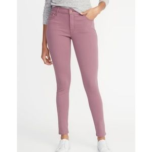 NWT Old Navy Rockstar Super Skinny Jeans!